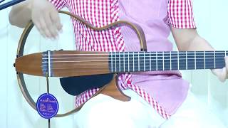 GUITAR YAMAHA SILENT SLG 200N