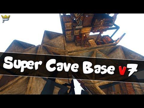 SUPER CAVE BASE V7 |Designed for Sheet Doors |Rust Designs