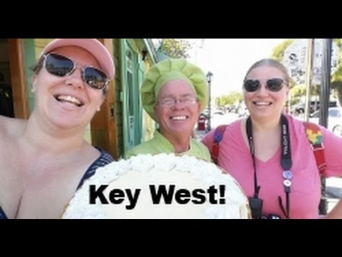 Kermit's Key West Key Lime Shop & More! 10 Night Caribbean Cruise Vacation episode 6