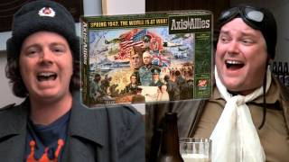 Drunk Axis And Allies - Beer and Board Games