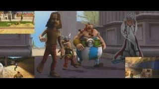 Asterix aux jeux olymiques let's play #1