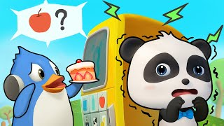 ¿Qué Pasa con La Máquina Expendedora? | Dibujos Animados | Kiki y Sus Amigos Recopilación | BabyBus