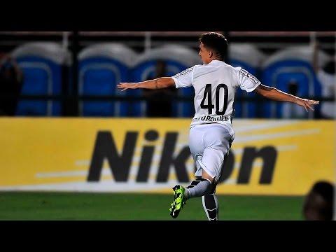 Santos 3 x 2 Figueirense | GOLS | Copa do Brasil (01/10/15)