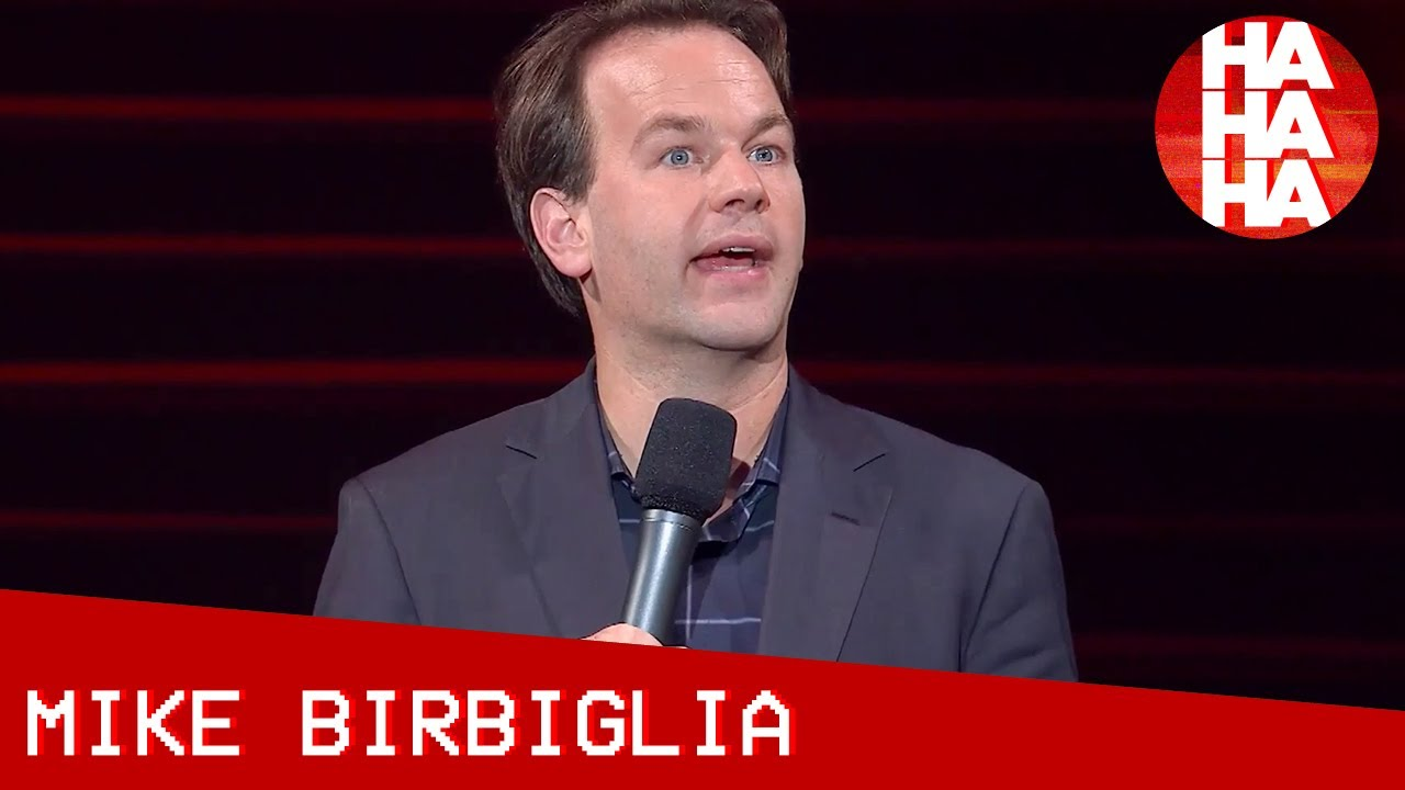 Mike Birbiglia - It's So Easy To Be On Time