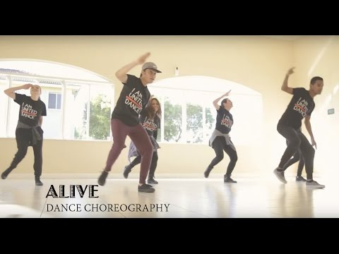 A  Vivo Estas Hillsong Young & Free Dance Choreography  United Dance