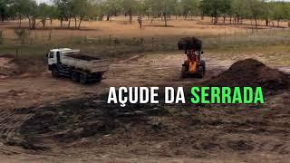 Açude Serrada - Riachão do Jacuípe