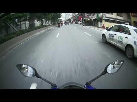 Z200S | Urbandub - Gravity | Ride and music