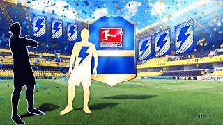 BUNDESLIGA TOTS WALKOUT!! 🔵😍 - BEST FIFA 17 TOTS PACK OPENING REACTION COMPILATION!! FUT 17