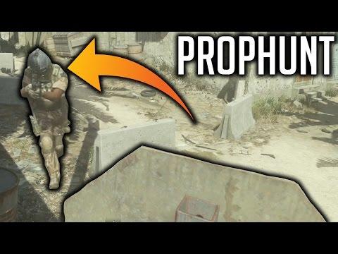 HIJ ZIET MIJ NIET!!! (PROPHUNT - Modern Warfare Remastered)