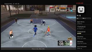 Monetize thank you to all my subs turn up| Nba 2k19 live | goldee_locs's Live| 99 grind 2k19