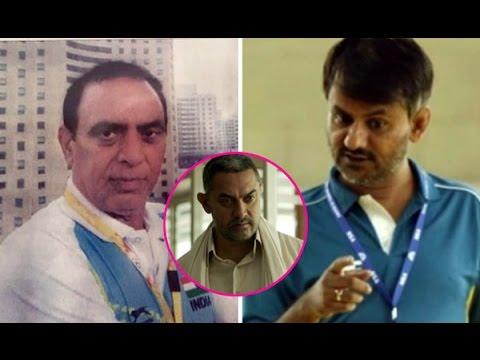 Geeta Phogat के Coach के आरोप का आमिर ने दिया जवाब