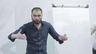 Обучение Парикмахеров. Главный принцип построения формы в мужских стрижках. Влад Гарамов