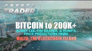 """""""Bitcoin to $200k"""" - Bobby Lee"""