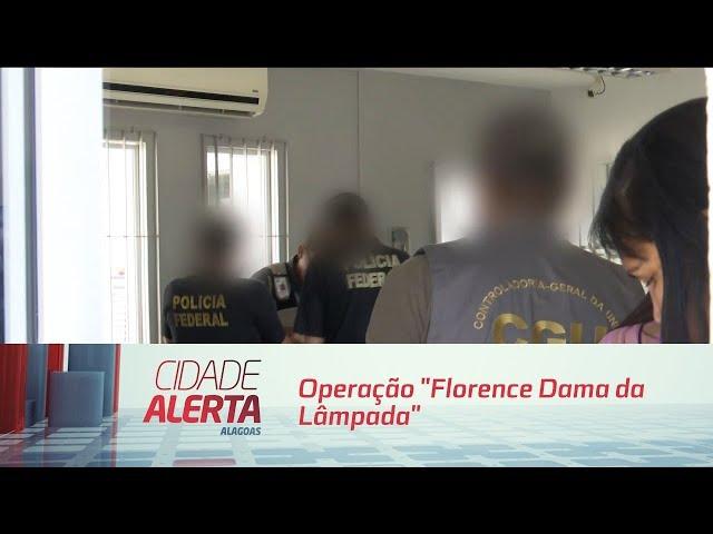 """Operação """"Florence Dama da Lâmpada"""" investiga fraudes e desvios de recursos do HGE e Sesau"""
