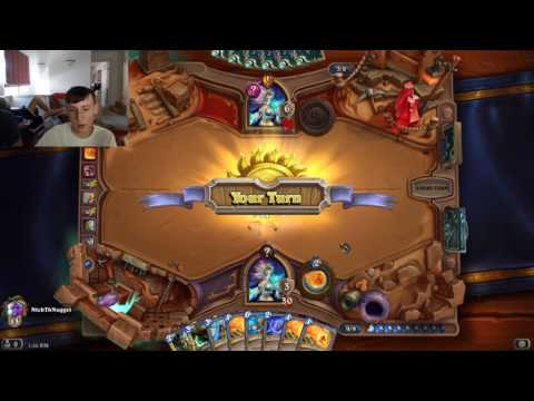 Climbing the Ladder in Hearthstone (Rank 13-12 Wild)
