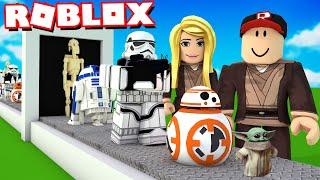 BUDUJEMY WŁASNY STAR WARS TYCOON W ROBLOX! (Roblox Star Wars Tycoon) | Vito i Bella
