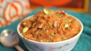 Vegan Gajar Halwa (carrot Pudding) By Rithika