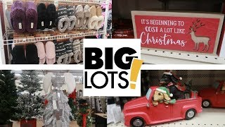 BIG LOTS SHOPPING *COME WITH ME!!