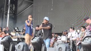 Free Press Summer Fest Concert Mike Jones Live 2015
