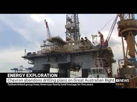 Conserving the Great Australian Bight from mining companies - News Report
