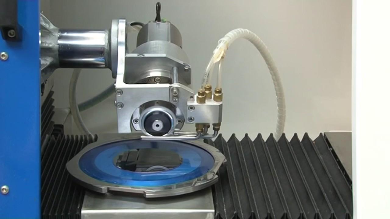 Optical Dicing Machine Youtube