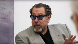 Joachim Pissarro in Conversation with Julian Schnabel.