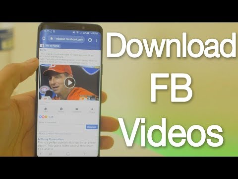 Facebook picture download apps free for mobile android