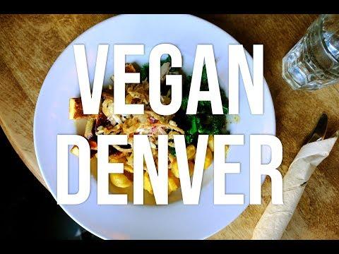Top 5 Vegan Spots in Denver, Colorado