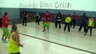 La Negra Tomasa - Caifanes - Cumbia Dance Fitness W/ Bradley - Crazy Sock TV
