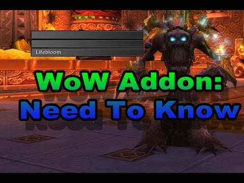 WoW Addon Guide - Need To Know