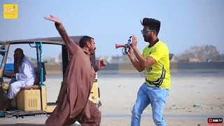 Troll Người Đi Đường Bằng Còi Hơi Và Cái Kết /Loud Horn Prank  Part 6    Angry Pathan Edition