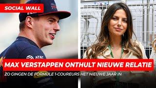Max Verstappen maakt relatie met Kelly Piquet wereldkundig