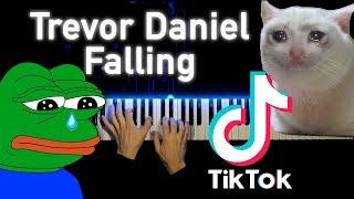 Trevor Daniel - Falling | Piano cover