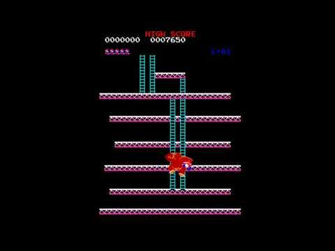 Donkey Kong Christmas Remix
