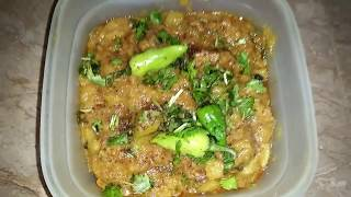 Beef gheya gosht desi style Recipe by  Maria