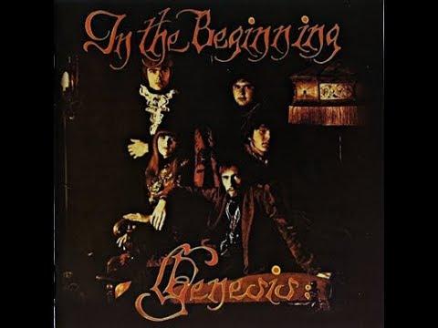 Genesis - In The Beginning (1968 vinyl rip)