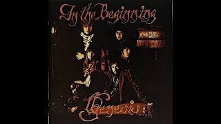 Genesis - In The Beginning (1968 vinyl rip) 🇺🇸 Psychedelic Rock/Acid [Flac]