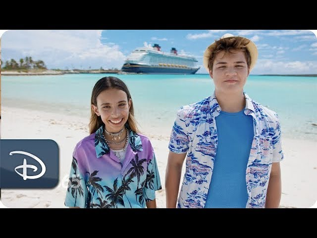 Director of Fun With Kylie Cantrall & Maxwell Acee Donovan | Disney Cruise Line