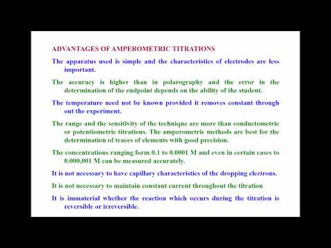 Electroanalytical Techniques (PPT) by Prof. Dr. S. JAYARAMA REDDY, Chancellor- SCSVM, Former VC- SVU