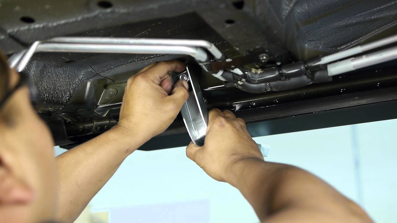Nissan Pathfinder 2013 Running Boards Installation Youtube