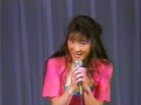 19890702北岡夢子全国キャンペーン「もういちど逢えたら」(新宿NSビル)