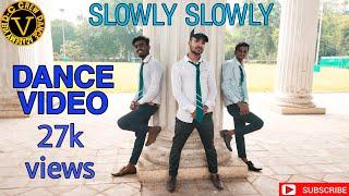 SLOWLY SLOWLY   Guru Randhawa SONG DANCE  ft. Pitbull   Bhushan Kumar DJ Shadow, IN KOLKATA DC CREW