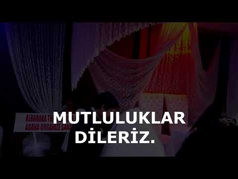 Dini Düğün / Gelin Damat Karşılama / Giriş Müziği / Çağlayan Organizasyon/ İsmet Bal