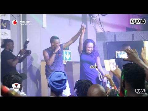Download FULL VIDEO: Show ya ALIKIBA Durban South Africa ( FEB 18 2017)