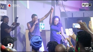 FULL VIDEO: Show ya ALIKIBA Durban South Africa ( FEB 18 2017)