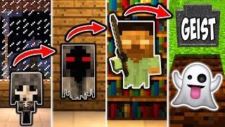 GEISTER LEBENSZYLUS in Minecraft - Vom SKELETT zum GEIST