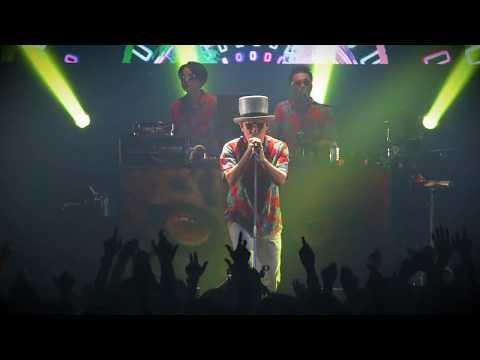 電気グルーヴ 「人間大統領」from『TROPICAL LOVE TOUR 2017』