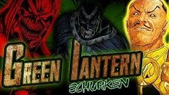 Die mächtigsten Green Lantern Schurken!