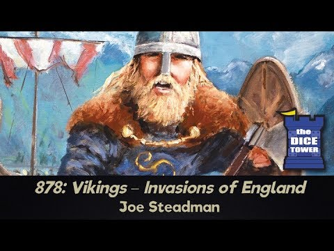 878: Vikings - Invasions of England Review - with Joe Steadman