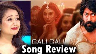 Neha Kakkar | Overrated Singer? | Gali Gali mai